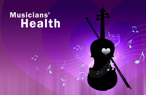 Musicians' Health Slider Version