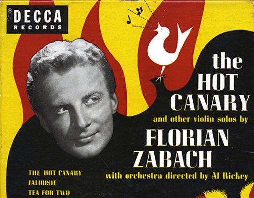 Florian Zabach Hot Canary