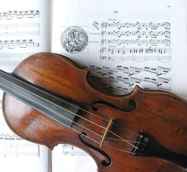 "Image of ""Biotech"" Violins"