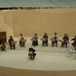 Image of Cello Crew on Hans Erik Deckert's Tour of Egypt in 2008