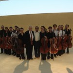 Second Image of Cello Crew on Hans Erik Deckert's Tour of Egypt in 2008