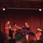 Classical Revolution Performance in Chicago