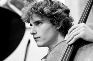 Photo of Cellist Andreas Brantelid