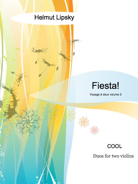 Fiesta! by Helmut Lipsky