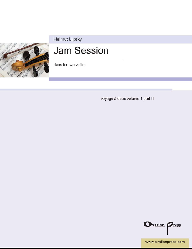 Image of score - Helmut Lipsky&#039;s Jam Session