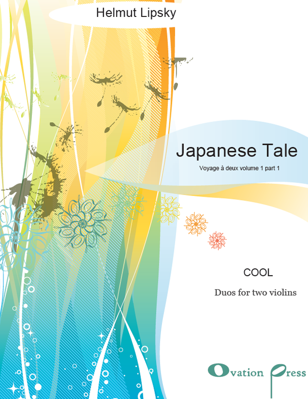 Image of score - Helmut Lipsky&#039;s Japanese Tale