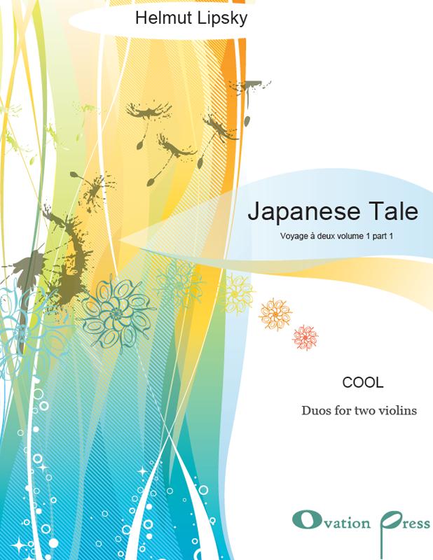 Image of score - Helmut Lipsky's Japanese Tale