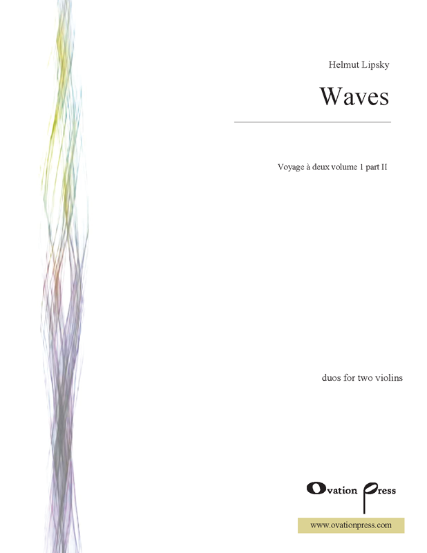 Image of Score - Helmut Lipsky's Waves