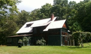 Charles Ives' House