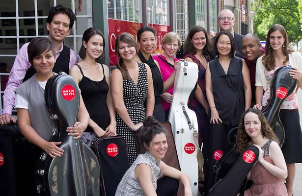 Community MusicWorks Musicians