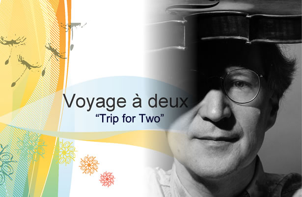 Helmut Lipsky  Voyage a Deux