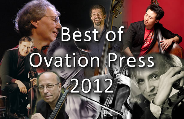 Best of Ovation Press 2012