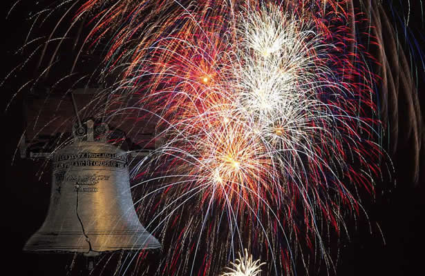 Celebrate 4th of July with Sousa's Liberty Bell