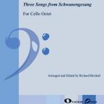 Schubert Three Songs from Schwanengesang