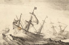 Watkins Three Ships Sailing