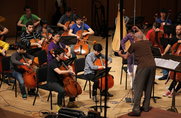 Northwestern University Cello Ensemble