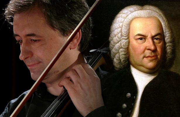 Carsten Jaspert arranges Bach G Minor Prelude & Fugue for Cello Quartet